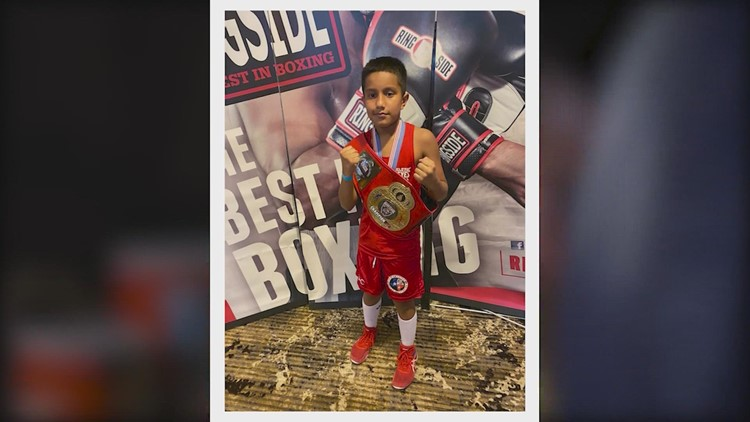 'It's something big for our family': Dallas boxing gym prepares to send 4 young boxers to national competition