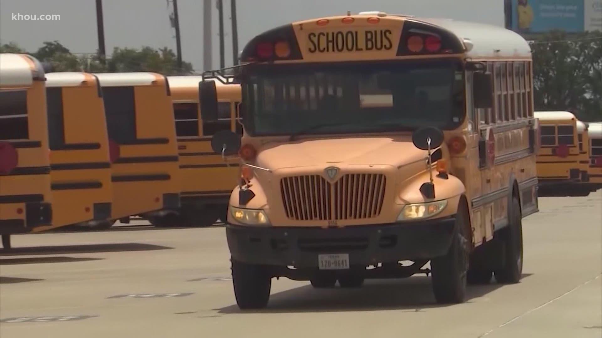 Houston Isd Teachers Return To Campus Oct 12 2020 Khou Com