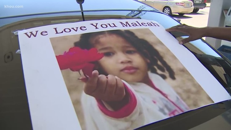 Maleah Davis: Small groups of volunteers still searching for missing 4-year-old