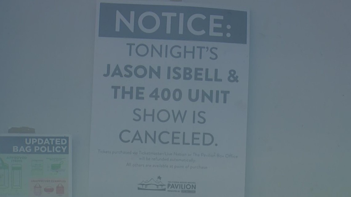 Jason Isbell's request for proof of vaccination, negative COVID test for fans leads to cancellation of show in The Woodlands