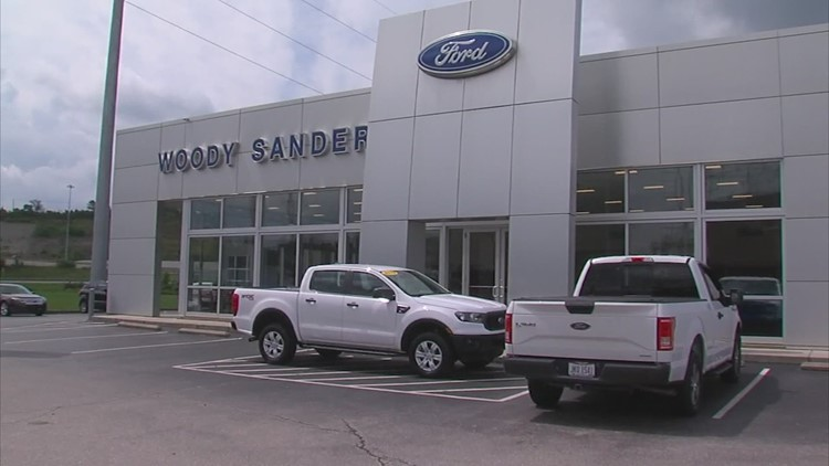 Dealers hopeful Ford program will help ease pressure from vehicle shortage