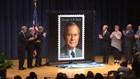 USPS unveils Forever stamp for former President George H.W. Bush