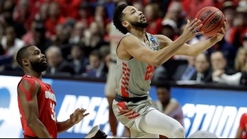 Coog's house! Houston Cougars in Sweet 16 for first time since 1984