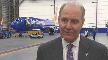 How the 737 MAX grounding is affecting Houston, according to Southwest Airlines