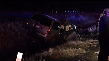 3 dead, including child, after head-on crash in Liberty County