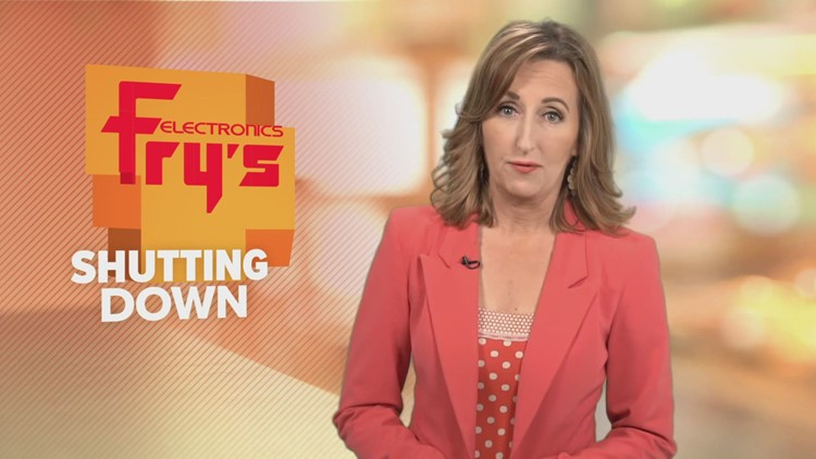 Fry's Electronics has closed for good; Instacart teaming up with Walgreens   Morning Money Minute