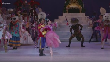 How you can audition for Houston Ballet Academy's 'The Nutcracker'