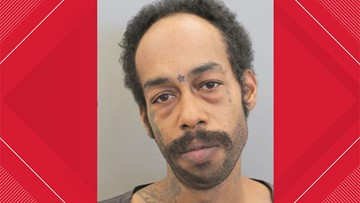 Suspect charged with aggravated assault after shootout with Houston police officers
