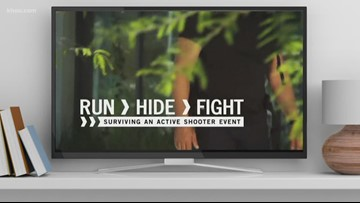 'Run. Hide. Fight.': This is what to do in an active shooter situation