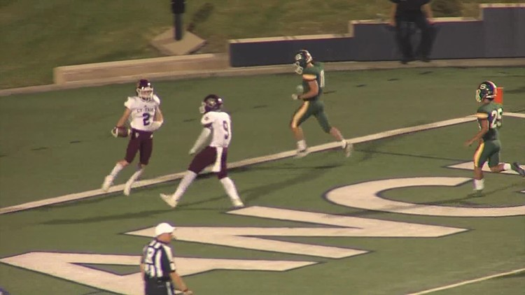 Houston-area high school football scores and highlights