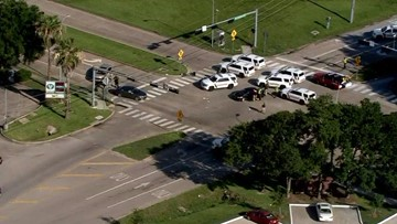Shooting leads to police chase in Fort Bend County