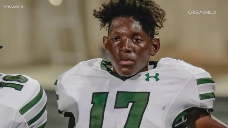 Hightower High School honors star student-athlete, who continues inspiring even after his death