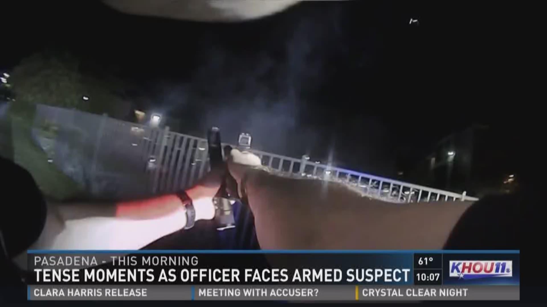 Suspect Arrested After Officer Involved Shooting In Pasadena Khou Com