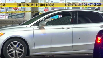 HCSO: Multiple people found shot at gas station along Eastex Freeway