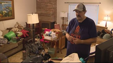Kingwood residents salvage memories after Thursday's flood