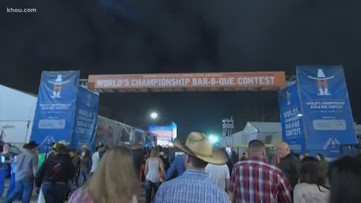 Montgomery County patient attended the Houston rodeo BBQ cook-off, mayor says