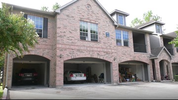 18 people, including 7 children, taken to the hospital after gas leak at NW Harris Co. apartment complex