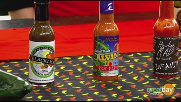 The Hops n' Hot Sauce Festival takes place this weekend