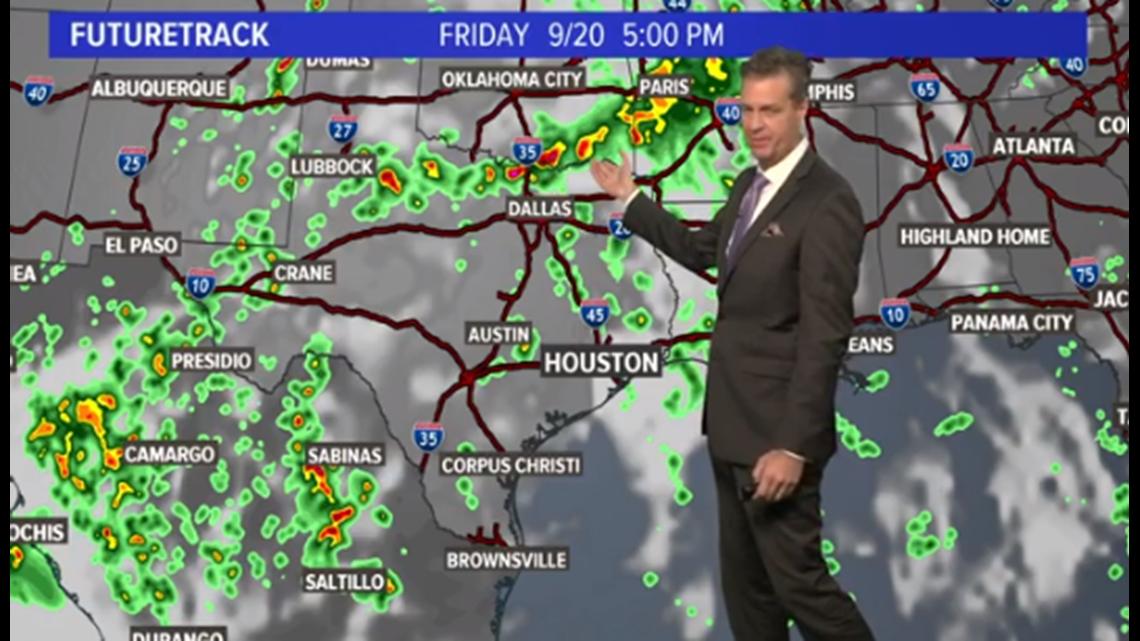 Houston Forecast: Flash Flood Watch Cancelled!