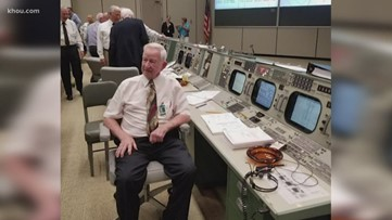 Pearland mayor relives Apollo 11 splashdown 50 years later