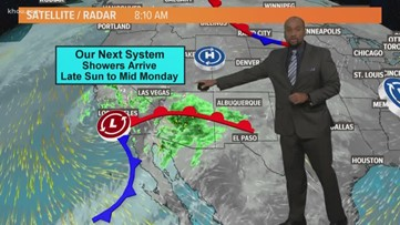 Houston Forecast: Our next storm system is in sight!