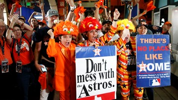 Buffalo Wild Wings apologizes for snarky tweets about the Houston Astros