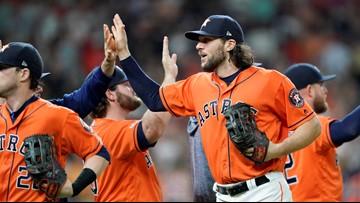 Marisnick's bat, glove help Astros top Sale, Red Sox 4-3