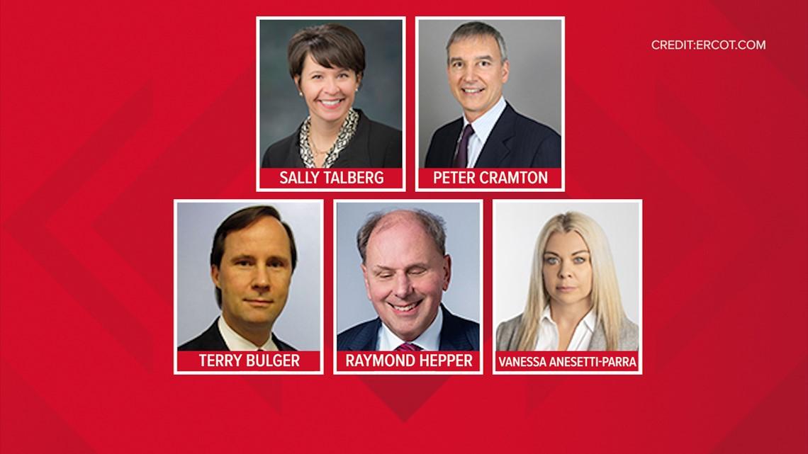 ERCOT board members who live outside of Texas resign | khou.com