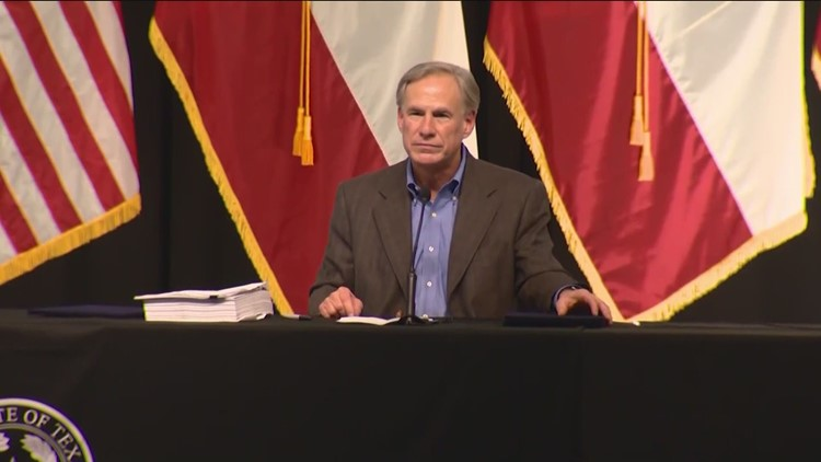 Gov. Abbott to discuss plans for border wall in Texas