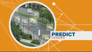 Connect the Dots: Researchers want to use  navigation apps to predict crashes before they happen