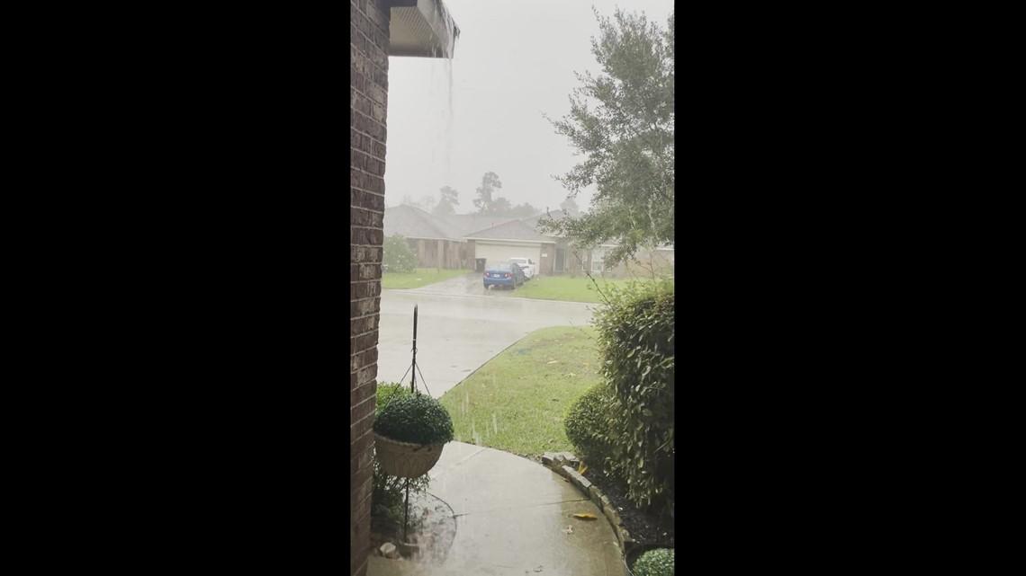 Heavy Rain - Robin Marin - Pinehurst Texas