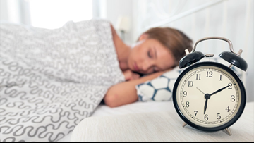 Battle of the sexes: Who gets more sleep?