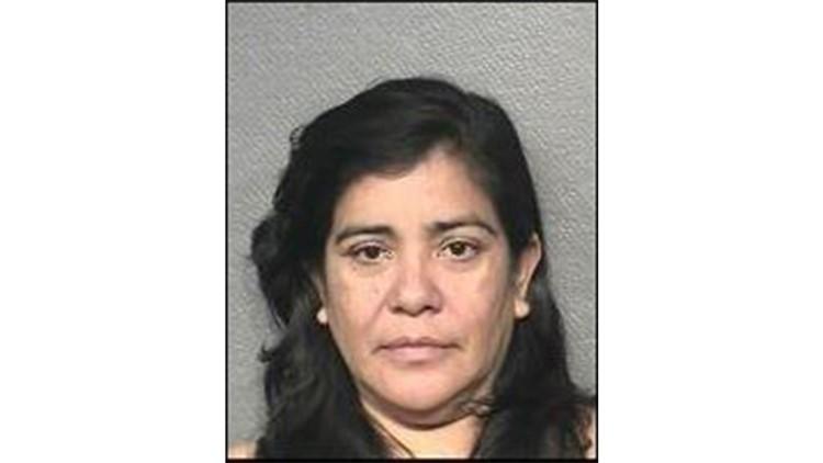 Patricia Ann Garcia Harding Street raid 911 caller