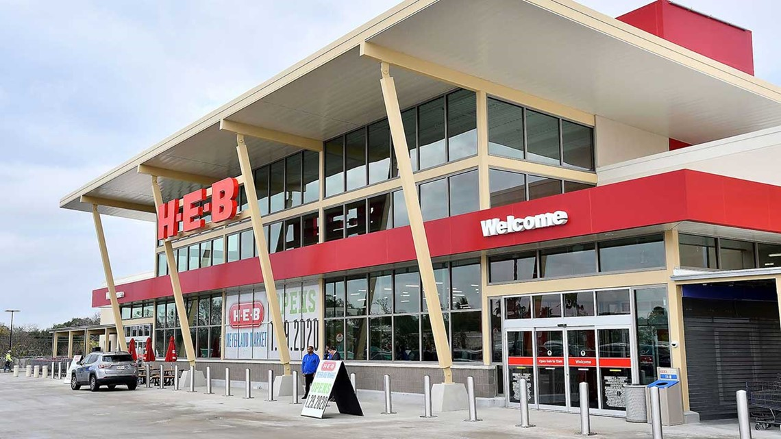 H-E-B will keep COVID protocols in place once mask mandate is lifted - KHOU.com
