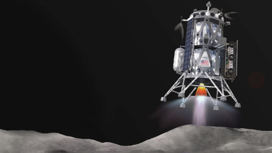 Houston-based company on track to be the first private U.S. business to land on the moon