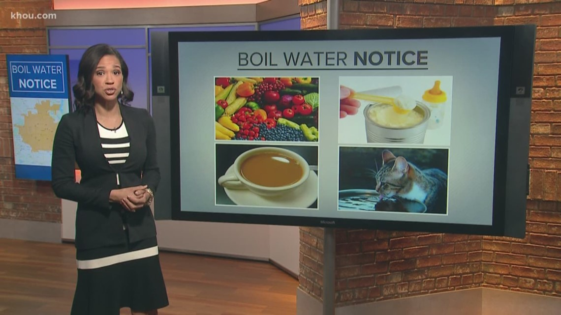A closer look at the boil water notice