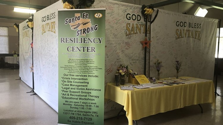 The Santa Fe Resiliency Center is a resource for people impacted by the 201 school shooting