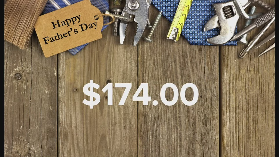 Consumers expected to spend record amount on Father's Day
