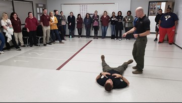 'Peace of mind': Pearland ISD partners with police for active shooter training
