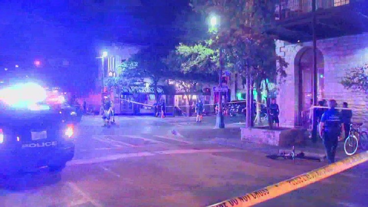Mass shooting on Austin's Sixth Street leaves at least 13 injured
