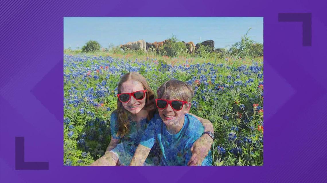 Moment of Zen: Texas bluebonnets