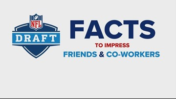2019 NFL Draft facts to impress your friends and co-workers