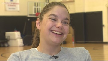 Houston native eyes Olympics with women's national wheelchair squad