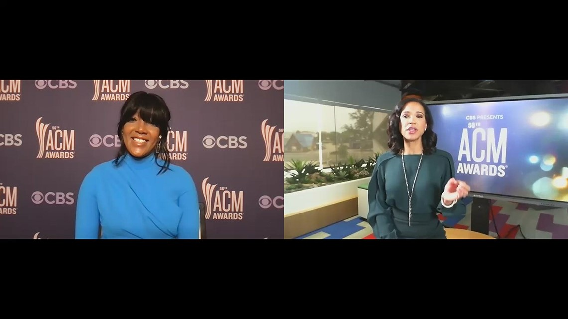 Full interview: Texas country star Mickey Guyton talks to KHOU11's Mia Gradney
