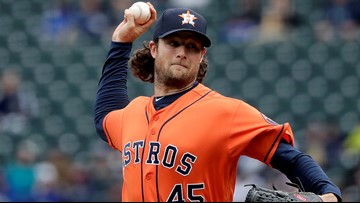Another sweep! Astros top Seattle for ninth straight win, third sweep in a row