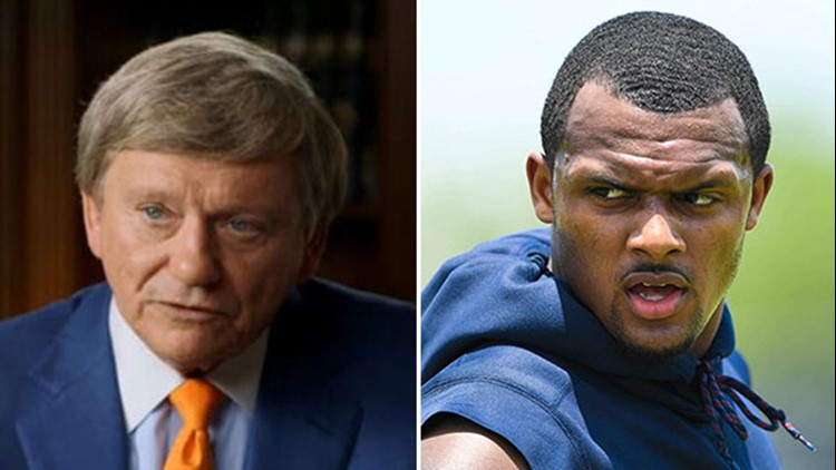 Rusty Hardin: Deshaun Watson had 'consensual' encounters with some massage therapists
