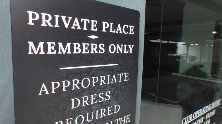 Daniel Kebort, co-owner of Post Oak Poker Club, said playing poker at his club is legal, in part, because it's a private business that's not open to the public. But not all agree about the club's legality.