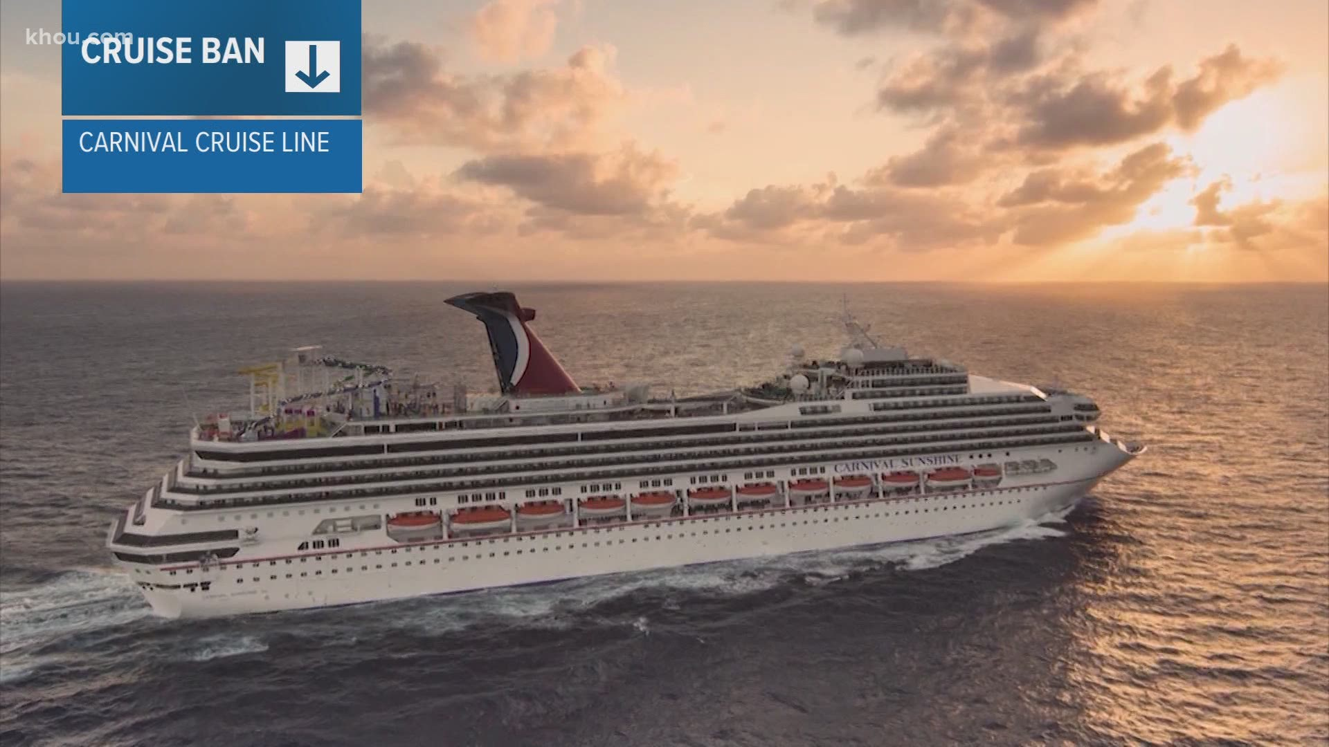 Carnival Cancels Cruises Out Of Galveston Until 2021 Khou Com