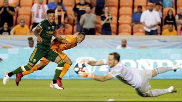 Manotas scores sixth goal but Timbers tie Dynamo, 1-1