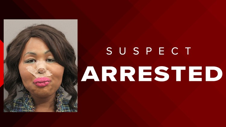 Woman named 'Iconic Facce' arrested in Houston after allegedly